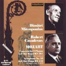 Wolfgang Amadeus Mozart (1756-1791): Symphonie Nr.39, CD