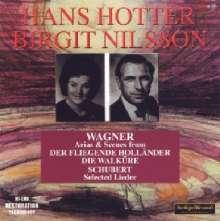 Hans Hotter & Birgit Nilsson - Wagner & Schubert, CD