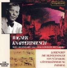 Richard Wagner (1813-1883): Ouvertüren & Vorspiele, CD
