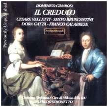 Domenico Cimarosa (1749-1801): Il Credulo, CD