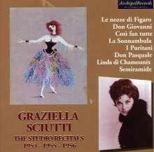 Graziella Sciutti singt Arien, CD