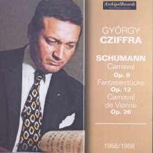 Robert Schumann (1810-1856): Carnaval op.9, CD