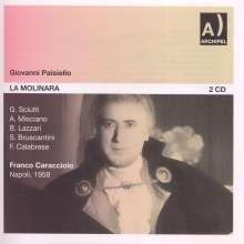 Giovanni Paisiello (1740-1816): La Molinara, 2 CDs