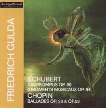 Friedrich Gulda spielt Schubert & Chopin, CD