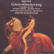 Richard Wagner (1813-1883): Götterdämmerung (3.Akt), CD