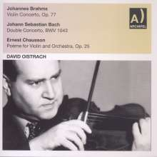 David Oistrach, CD