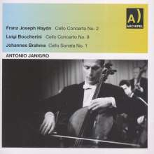 Joseph Haydn (1732-1809): Cellokonzert Nr.2 H7b:2, CD