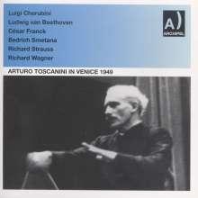 Arturo Toscanini in Venice 1949, 2 CDs
