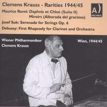 Clemens Krauss - Rarities 1944/45, CD