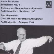 Anton Bruckner (1824-1896): Symphonie Nr.3, CD