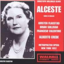 Christoph Willibald Gluck (1714-1787): Alceste (engl.Fassung), 2 CDs