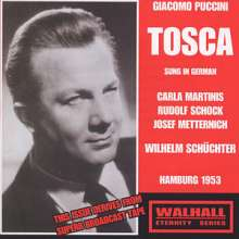 Giacomo Puccini (1858-1924): Tosca (in dt.Spr.), 2 CDs
