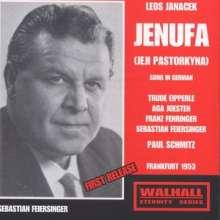Leos Janacek (1854-1928): Jenufa (in dt.Spr.), 2 CDs