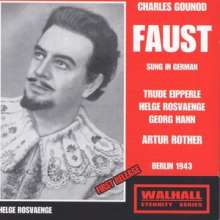 "Charles Gounod (1818-1893): Faust (""Margarethe"") in dt.Spr., 2 CDs"