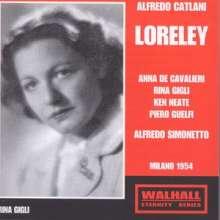 Alfredo Catalani (1854-1893): Loreley, 2 CDs