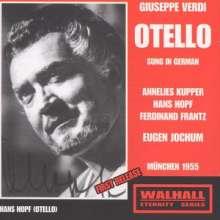 Giuseppe Verdi (1813-1901): Otello (in dt.Spr.), 2 CDs