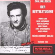 Carl Millöcker (1842-1899): Der Bettelstudent, 2 CDs