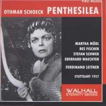 Othmar Schoeck (1886-1957): Penthesilea (Oper in einem Akt), CD
