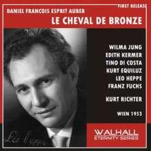 Daniel-Francois-Esprit Auber (1782-1871): Le Cheval de Bronze (in dt.Spr.), 2 CDs
