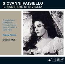Giovanni Paisiello (1740-1816): Der Barbier von Sevilla, 2 CDs