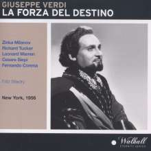 Giuseppe Verdi (1813-1901): La Forza del Destino, 2 CDs