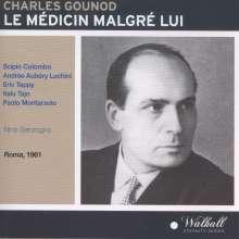 Charles Gounod (1818-1893): Le Medicin Malgre Lui, 2 CDs