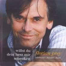 Florian Prey - Willst du dein Herz mir schenken, CD