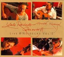 Lulo Reinhardt & Andre Krengel: Live @ Neidecks 2, CD