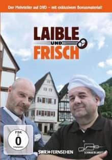Laible und Frisch Staffel 1, 2 DVDs