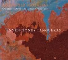 Duo Bögeholz Mosalini - Invenciones Tangueras, CD