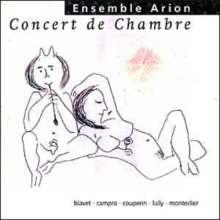 Kantaten des französischen Barock, CD