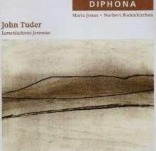 John Tuder (15. Jahrhundert): Lamentationes Jeremiae, CD