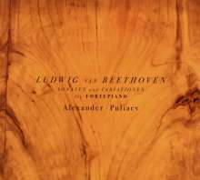 Ludwig van Beethoven (1770-1827): Klaviersonaten Nr.4 & 17, CD