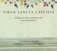 Virgo Sancta Cecilia, CD