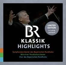 Symphonieorchester des Bayerischen Rundfunks - Klassik Highlights, CD