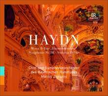 "Joseph Haydn (1732-1809): Messe Nr.14 ""Harmoniemesse"", Super Audio CD"