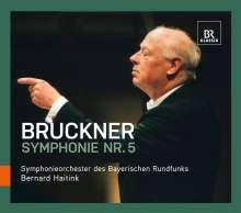 Anton Bruckner (1824-1896): Symphonie Nr.5, SACD