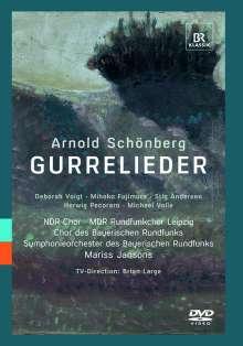 Arnold Schönberg (1874-1951): Gurre-Lieder für Soli,Chor & Orchester, DVD