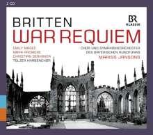 Benjamin Britten (1913-1976): War Requiem op.66, 2 CDs