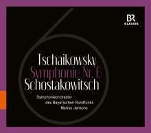 Dmitri Schostakowitsch (1906-1975): Symphonie Nr.6, CD