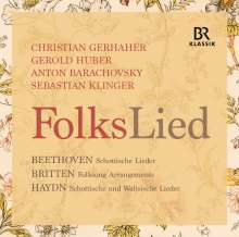 Christian Gerhaher - FolksLied, CD