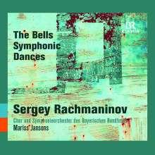Sergej Rachmaninoff (1873-1943): Die Glocken op.35, CD