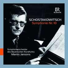 Dmitri Schostakowitsch (1906-1975): Symphonie Nr.10, CD