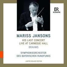 Mariss Jansons - His last Concert, Carnegie Hall 8.11.2019 (180g), LP