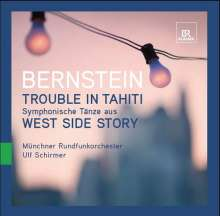 Leonard Bernstein (1918-1990): Trouble in Tahiti, CD