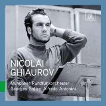 Nicolai Ghiaurov  - Great Singers Live, CD