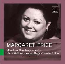 Margaret Price - Great Singers Live, CD