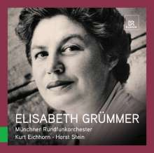 Elisabeth Grümmer singt Mozart, CD
