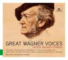 Grosse Wagner-Stimmen, CD