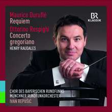Maurice Durufle (1902-1986): Requiem op.9, CD